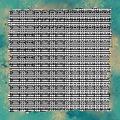 Bohemian Breeze Painty Bits Border 3