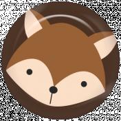 Autumn Day Flair- Fox