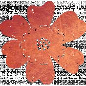 Bohemian Breeze Painty Bits- Flower 18
