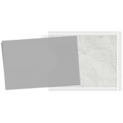 Transparent Pocket With Photo Mask
