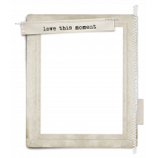 Stitched & Tagged Frame- (with shadows)