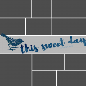 This Sweet Day Quick Page