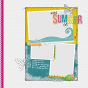 Amazing Summer Day Template