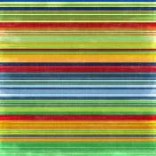 Primary Stripes- Grunge