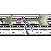 Wrapped Arrow- 3