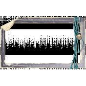 Wrapped Frame- horizontal
