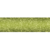 Autumn Art- Green Ribbon