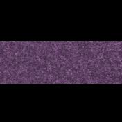 Autumn Art- Purple Ribbon