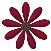 Autumn Art- Flower 03