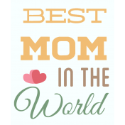 Dear Mom- Label01