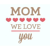 Dear Mom- Label03