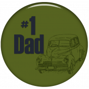 Dear Dad- Button 02