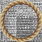 Sisal Rope Frame 2 Round(1)