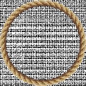 Sisal Rope Frame 3 Round(1)