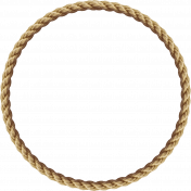 Sisal Rope Frame 4 Round(1)