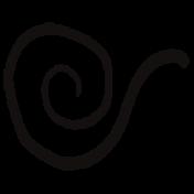 Tiny Spiral Doodle