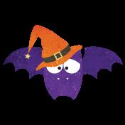 Happy Halloween- Bat #3