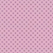 Pink Small Crosses Paper 01