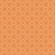 Orange Sun 02 Paper