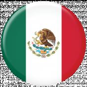Mexico Flag Flair Brad