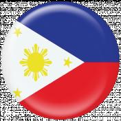 Philippines Flag Flair Brad