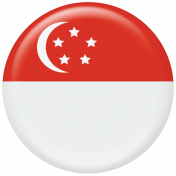 Singapore Flag Flair Brad