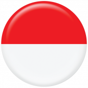 Indonesia Flag Flair Brad