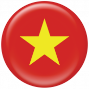 Vietnam Flag Flair Brad