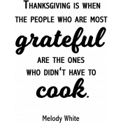 Cook Quote GThanksWA Word Art