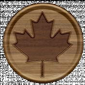 Maple Leaf NorthC Wood Flair