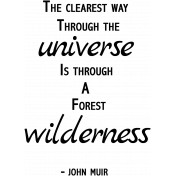 Universe NorthC Word Art