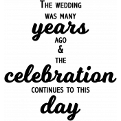Years Quote AnnWA Word Art