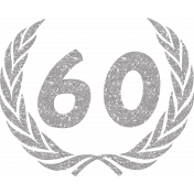 60th Anniversary Diamond Medallion