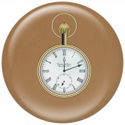 Pocket Watch DRetire Flair Brad