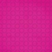 Pink Retro Doodle ANW Paper