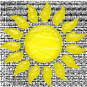 Glassy Beach- Sun 1