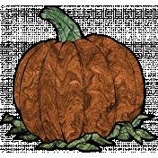 So Thankful 1- Pumpkin