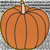 So Thankful 2- Pumpkin Orange