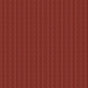 Rustic Christmas - Paper 2 Red