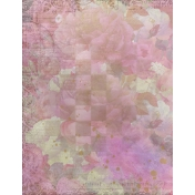 Grunged Up Florals- Paper 11