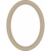 Spread Your Wings- Frame Oval