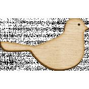 Spread Your Wings- Left Standing Bird