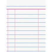 Good Day- Journal Card Notebook 3x4v