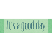 Good Day_Tag Good