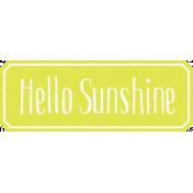 Good Day_Tag Sunshine