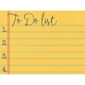 Work Day- JC List 4x3