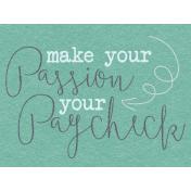 Work Day- JC Paycheck 4x3