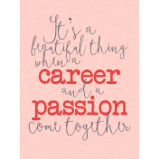 Work Day- JC Career 3x4