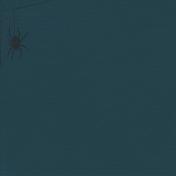 Autumn Day- Paper Spider