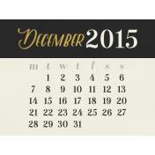 Christmas Day- JC Calendar 4x3
